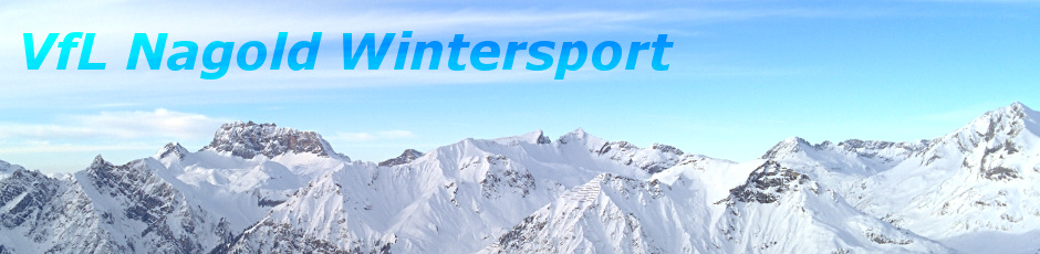 VfL Nagold Wintersport